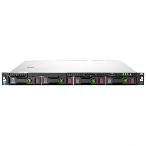 HP ProLiant DL60 Gen9 E5-2609v3 8GB-R B140i 4LFF SATA 550W PS Base Server
