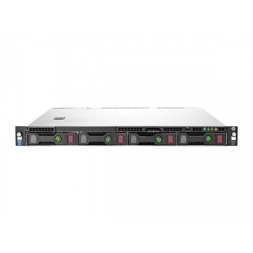 HP ProLiant DL60 Gen9 E5-2620v3 2.4GHz 6-core 8GB-R B140i 4LFF SATA 550W PS US Server/S-Buy