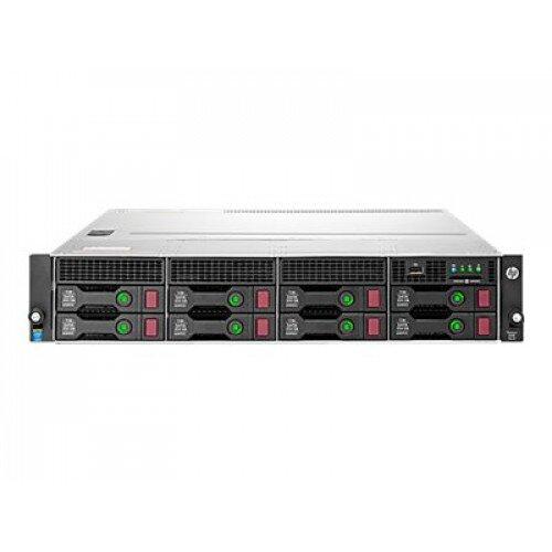 HP ProLiant DL80 Gen9 E5-2603v3 1.6GHz 6-core 8GB-R B140i 4LFF Non-Hot Plug 550W PS US Server/S-Buy