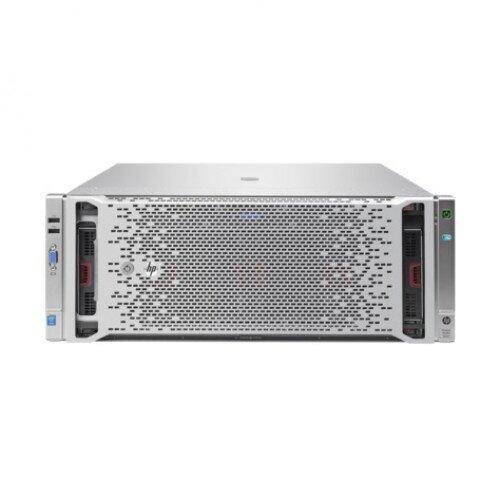 HP ProLiant DL580 Gen9 E7-4850v3 4P 128GB-R P830i/4G 534FLR-SFP+ 1200W RPS Server