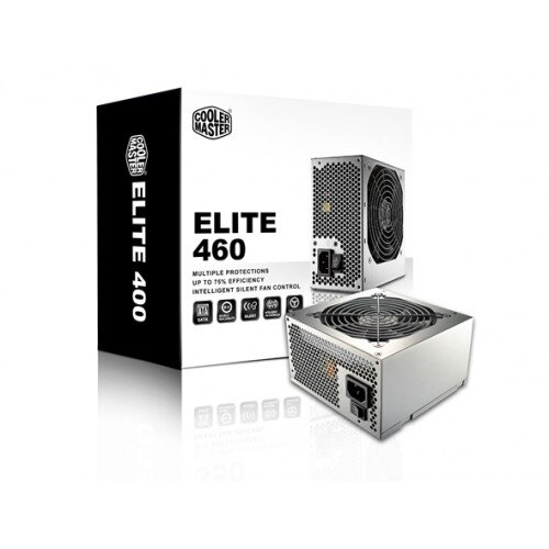 Cooler Master Elite V2 Power Supply - 460w