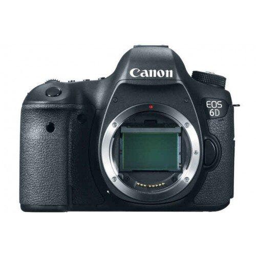 Canon EOS 6D Digital SLR Camera - Body Only