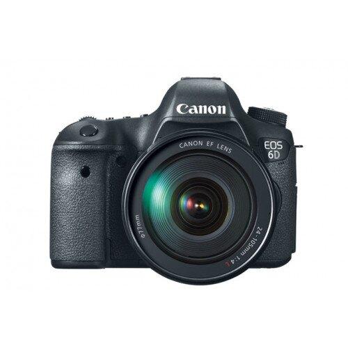 Canon EOS 6D Digital SLR Camera - EF 24-105mm f/4L IS USM Lens Kit