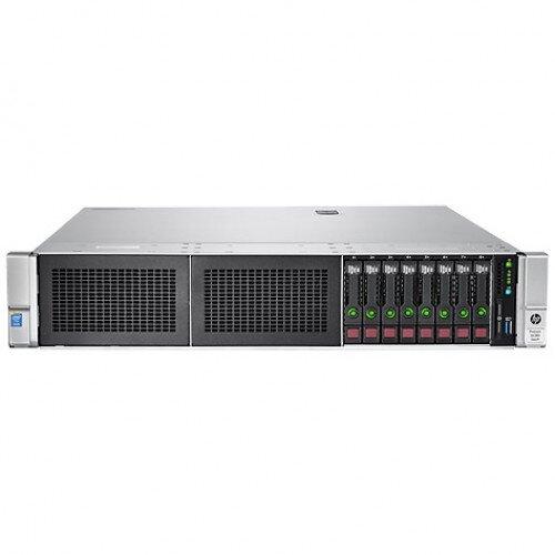 HP ProLiant DL380 Gen9 E5-2690v3 2P 32GB-R P440ar 8SFF 2x10Gb 2x800W High Perf Server