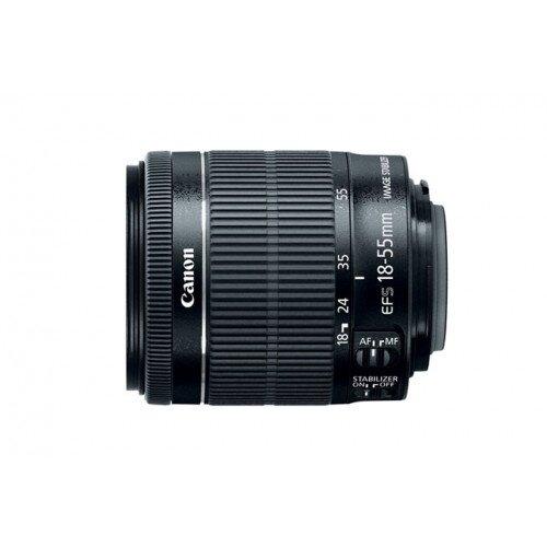 Canon EF-S 18-55mm f/3.5-5.6 IS STM Standard Zoom Lens