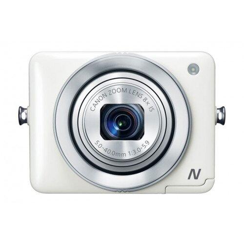 Canon PowerShot N Digital Camera - White