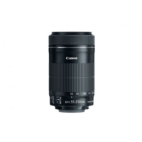 Canon EF-S 55-250mm f/4-5.6 IS STM Standard Zoom Lens