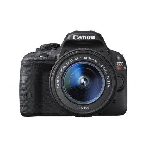 Canon EOS Rebel SL1 Digital SLR Camera - EF-S 18-55mm IS STM Kit - Black