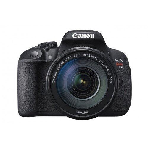 Canon EOS Rebel T5i Digital SLR Camera - EF-S 18-135mm IS STM Lens Kit