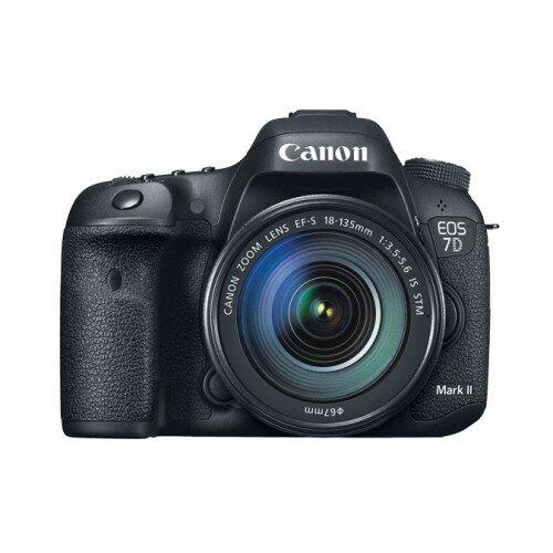 Canon EOS 7D Mark II EF-S 18-135mm IS STM Lens Kit Digital SLR Camera