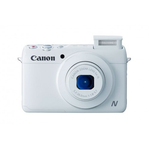 Canon PowerShot N100 Digital Camera - White