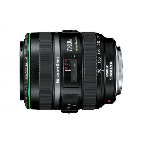 Canon EF 70-300mm Telephoto Zoom Lens - f/4.5-5.6 DO IS USM