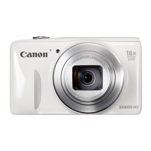 Canon PowerShot SX600 HS Digital Camera - White