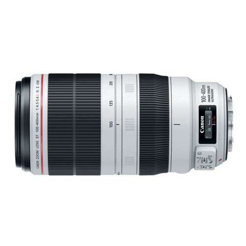 Canon EF 100-400mm Telephoto Zoom Lens - F4.5-5.6L IS II USM