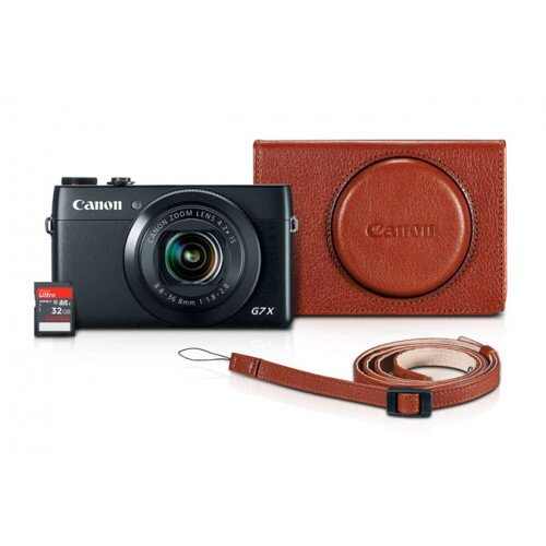 Canon PowerShot G7 X Canon Direct Exclusive Kit