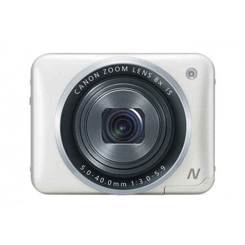 Canon PowerShot N2 Digital Camera - White