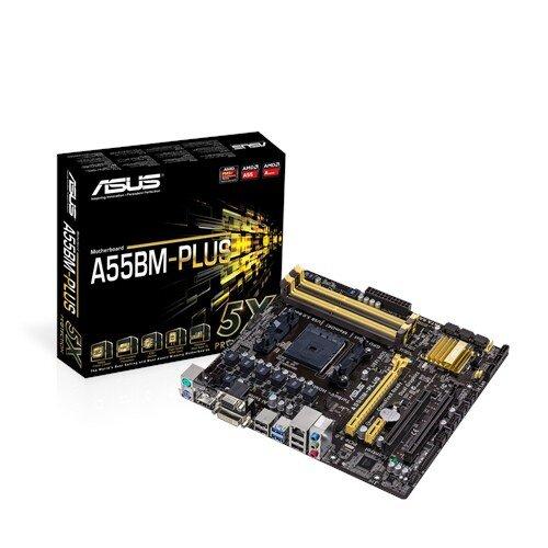 ASUS A55BM-Plus Motherboard