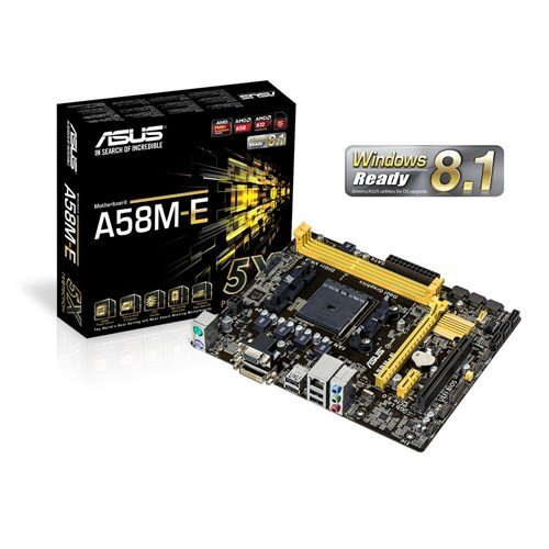ASUS A58M-E Motherboard