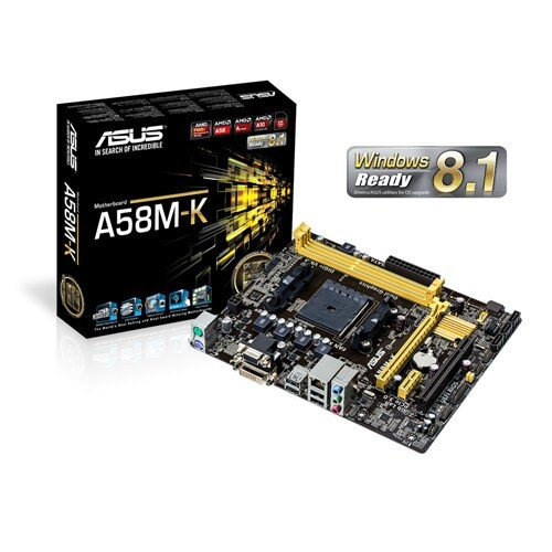 ASUS A58M-K Motherboard
