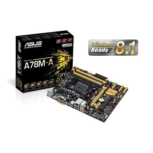 ASUS A78M-A Motherboard