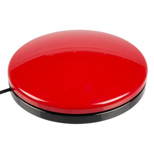 AbleNet Big Buddy Button - Red