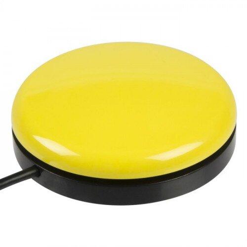 AbleNet Buddy Button - Yellow