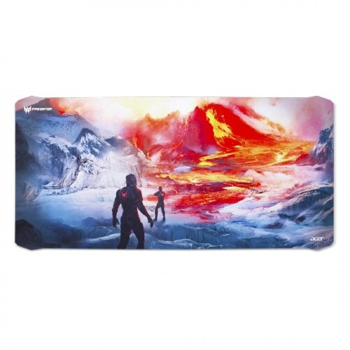 Acer PMP832 Predator Magma Battle XXL Mouse Pad