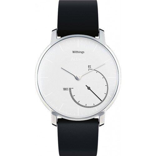 Withings Activite Steel - Black and White