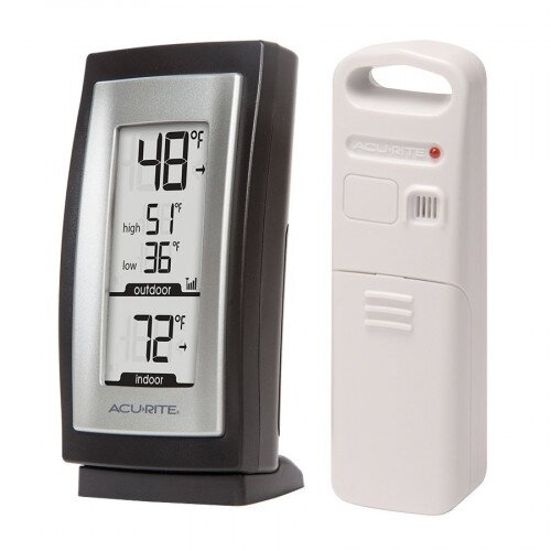 Acurite Digital Thermometer with Outdoor Temperature