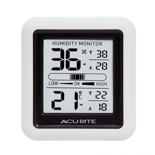 AcuRite Indoor Temperature and Humidity Monitor