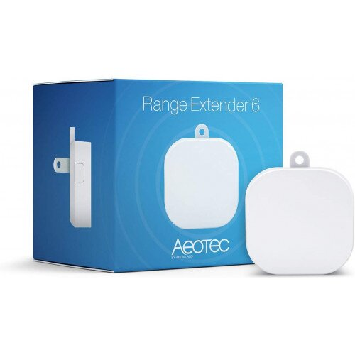 Aeotec Range Extender 6 Plug and Play Smart Home Device