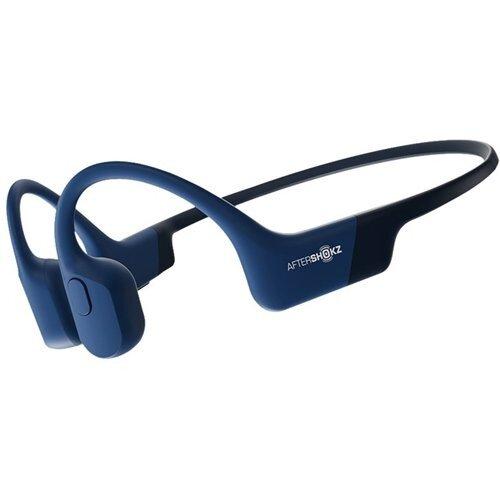 Aftershokz Aeropex Wireless Bone Conduction Headphones - Blue Eclipse