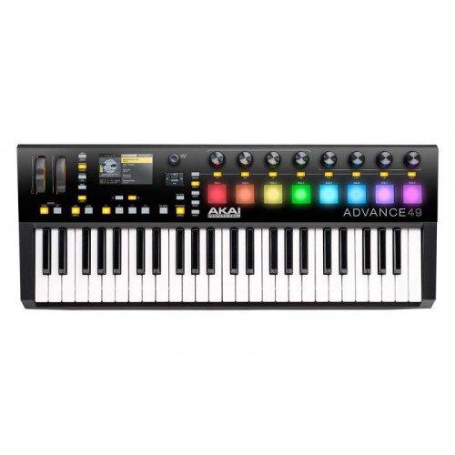 Akai Professional Advance 49 Musical Keyboard