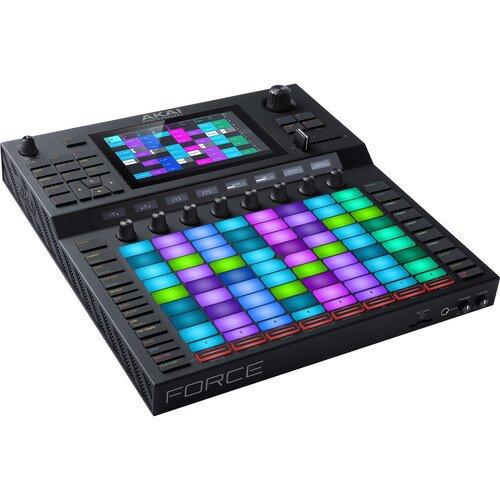 Akai Professional FORCE Standalone Music Production DJ Performance System