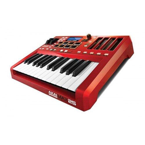 Akai Professional MAX25 Compact USB/MIDI/CV Keyboard Controller