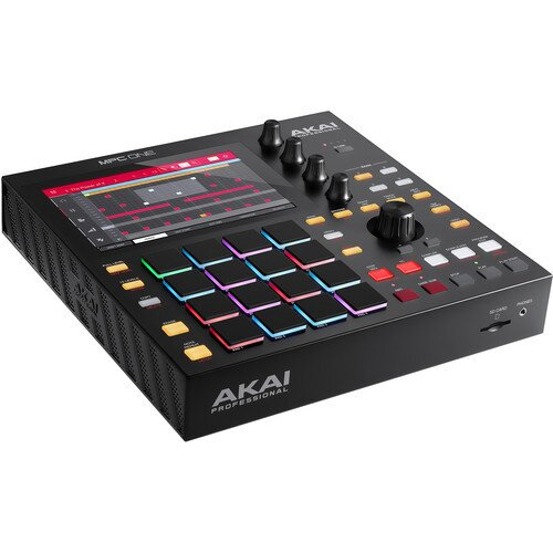 Akai Professional MPC One Step Up To Standalone