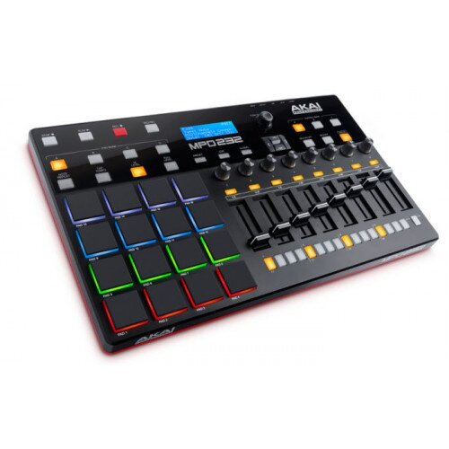 Akai Professional MPD232 Feature-Packed, Highly Playable Pad Controller
