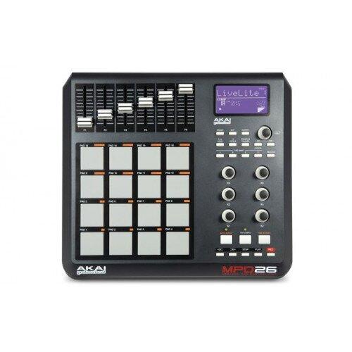 Akai Professional MPD26 USB / MIDI Pad Controller