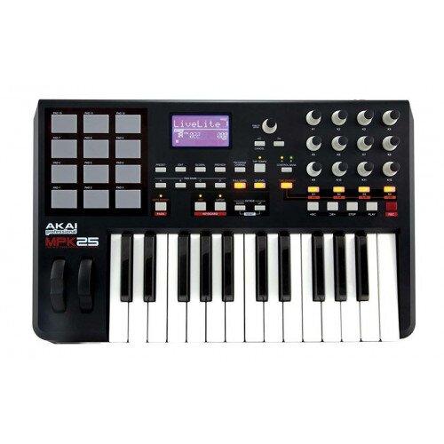 Akai Professional MPK25 Performance Keyboard Controller