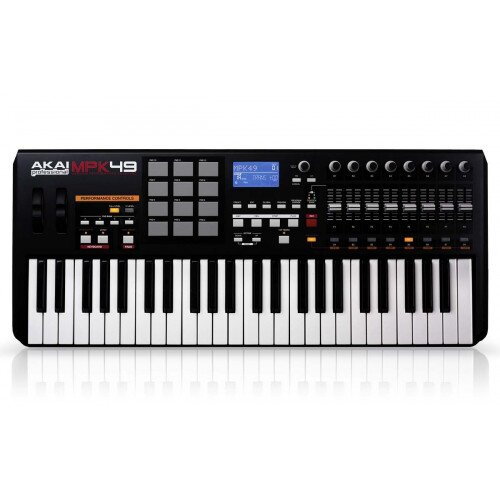 Akai Professional MPK49 Performance Controller With MPC Drum Pads