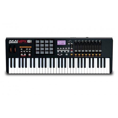 Akai Professional MPK61 USB/MIDI Keyboard Controller