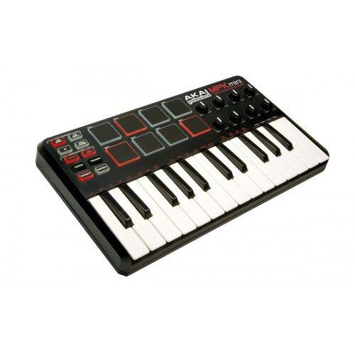 Akai Professional MPK Mini Laptop Keyboard and Pad Controller