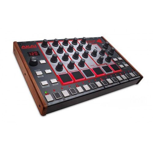 Akai Professional Rhythm Wolf Analog Drum Machine and Bass Synthesizer