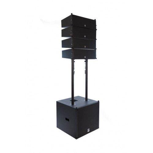 Altec Lansing Line Array System - Quad Stack