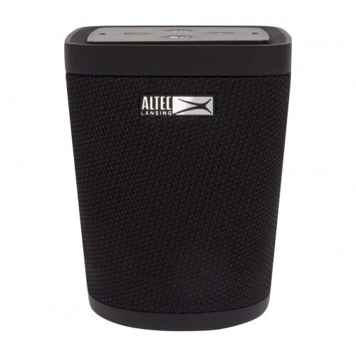 Altec Lansing Live Portable Bluetooth Speaker