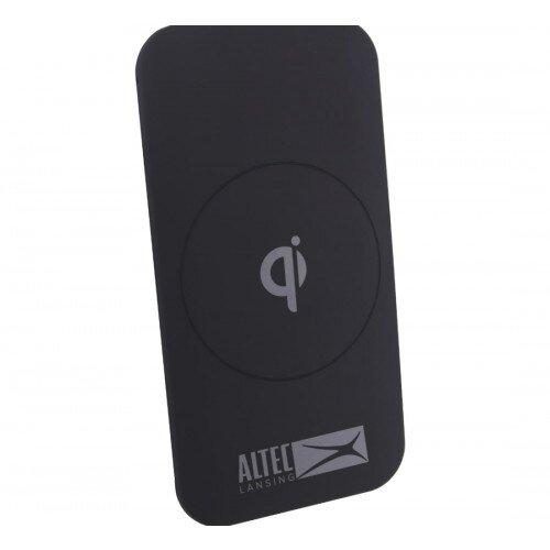 Altec Lansing Super Slim 6.5 Mm Qi Wireless 10 Watt Charger