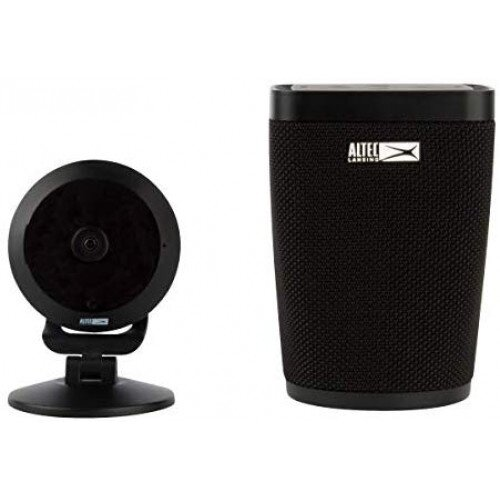 Altec lansing Voice Activated Smart Security System Portable Bluetooth Speaker