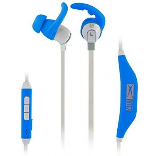 Altec Lansing Waterproof In-ear Earbuds - Blue