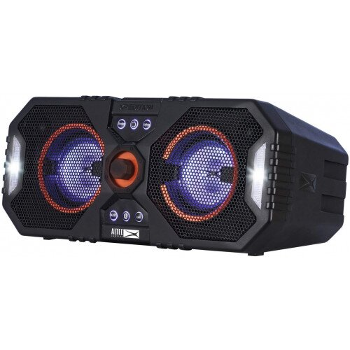 Altec Lansing Xpedition 4 Portable Bluetooth Speaker