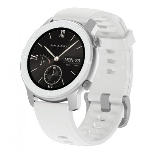 Amazfit GTR Smart Watch - Moonlight White